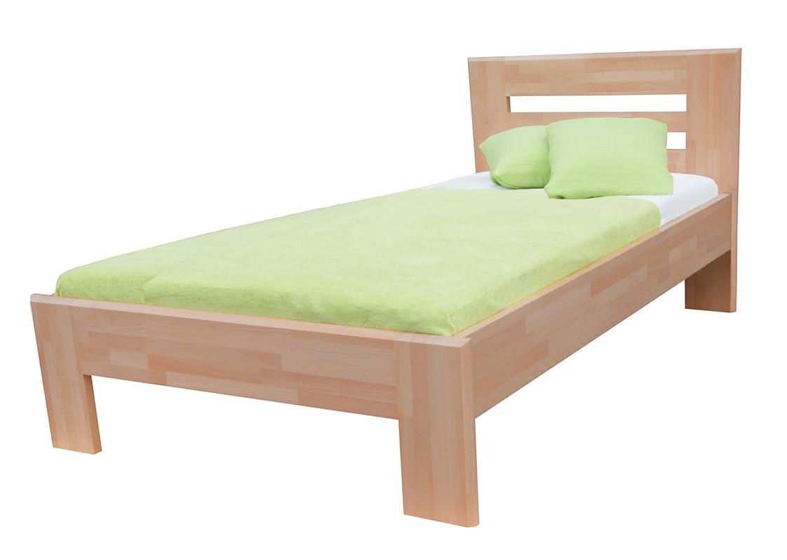 Masivní Ottavia - rám postele (rozměr ložné plochy - 200x90)