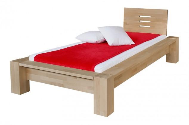 Masivní Savina - rám postele (rozměr ložné plochy - 200x90)