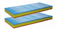Matrace Jena Soft sleep - zvýhodněné 2ks v balení - 90x200x24