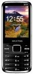 Maxcom MAXTON M55, černá