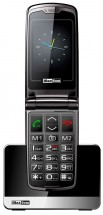 Maxcom MM822, černá