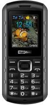 Maxcom MM901 HEAVY DUTY, černá/šedá