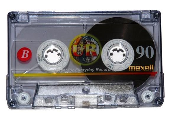 Maxell Audio Tape UR 90 Minut 5-Pack