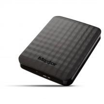 Maxtor M3 Portable - 500GB, černá STSHX-M500TCBM