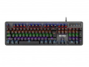 Mechanická klávesnice FURY Tornado rainbow