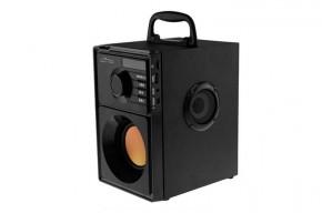 MediaTech BoomBox BT MT3145, černá POUŽITÉ, NEOPOTŘEBENÉ
