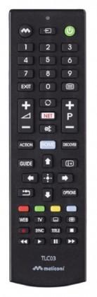 Meliconi 808007 TLC3 dálkový ovladač Sony