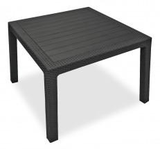 Melody - Stůl, 95 cm (graphite)