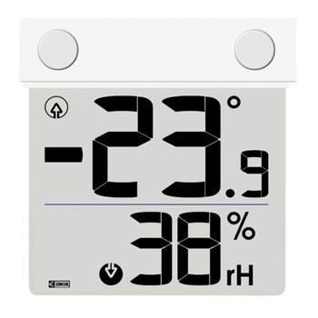 Meteostanice Emos LCD teploměr okenní RST01278