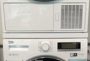 Mezikus mezi pračku a sušičku Beko 2985400200 POUŽITÉ, NEOPOTŘEBE