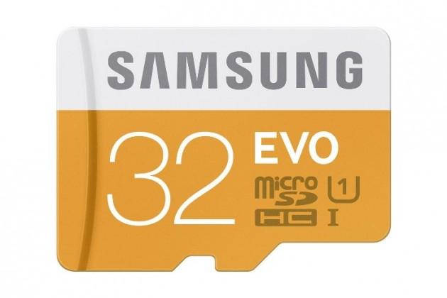 Micro SDHC Samsung micro SDHC 32GB Class 10 EVO + SD adaptér