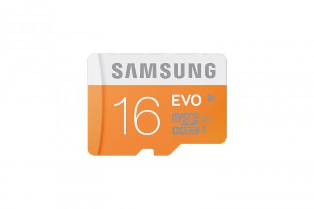 Micro SDHC Samsung Micro SDHC EVO 16GB Class 10 - (MB-MP16D/EU)