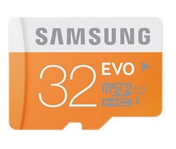 Micro SDHC Samsung Micro SDHC EVO 32GB Class 10