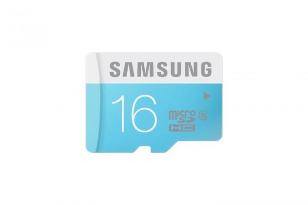 Micro SDHC Samsung Micro SDHC Standard 16GB Class 6 - (MB-MS16D/EU)
