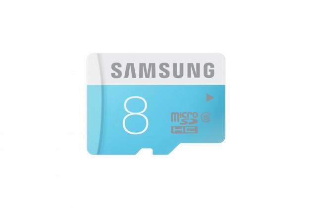 Micro SDHC Samsung Micro SDHC Standard 8GB Class 6 - (MB-MS08D/EU)