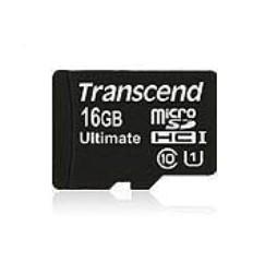 Micro SDHC Transcend TS16GUSDHC10U1
