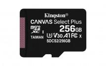 Micro SDXC karta Kingston Canvas Select Plus 256GB (SDCS2/256GB)