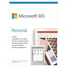 Microsoft 365 Personal P6 Mac/Win, 1rok, CZ akce