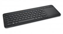 Microsoft All-in-One Media Keyboard USB CZ, černá
