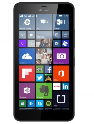 Microsoft Lumia 640 XL LTE Black