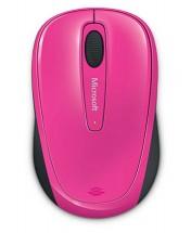 Microsoft Mobile Mouse 3500, růžová GMF-00277