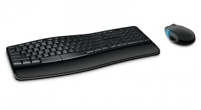 Microsoft Sculpt Comfort Desktop Wireless