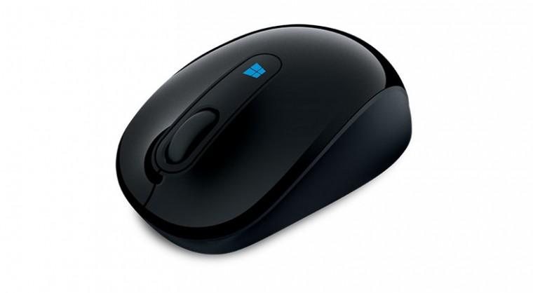 Microsoft Sculpt Mobile Mouse černá