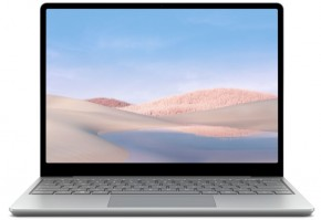 Microsoft Surface Laptop Go - i5/4GB/64GB, Platinum