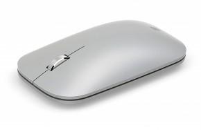 Microsoft Surface Mobile Mouse Bluetooth, stříbrná KGY-00006
