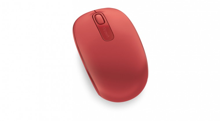 Microsoft Wireless Mobile Mouse 1850