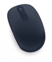 Microsoft Wireless Mobile Mouse 1850 modrá