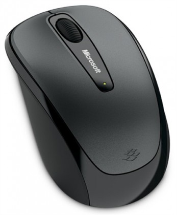 Microsoft Wireless Mobile Mouse 3500 šedá
