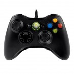 Microsoft Xbox 360 Controller USB, černá