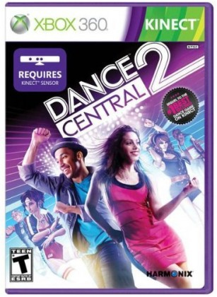 Microsoft XBox 360 Dance Central 2 /Kinect/