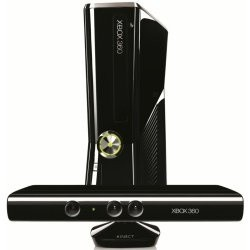 Microsoft Xbox 360S 250GB System Kinect Bundle