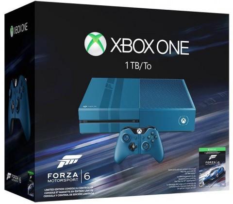 Microsoft Xbox One 1TB + Forza Motorsport 6, limitovaná edice