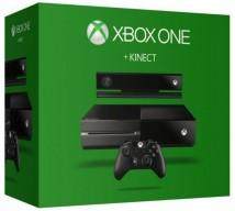 Microsoft Xbox One 500GB Kinect senzor + 2x hra NEKOMPLETNÍ PŘÍSL