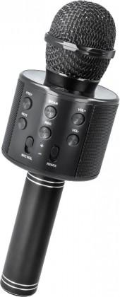 Mikrofon Bluetooth mikrofon Forever BMS300, černý