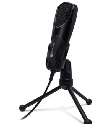 Mikrofon Connect IT CMI-8000-AN YouMic, černý