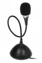 Mikrofon Media-Tech MT392 Micco, VoIP, stolní