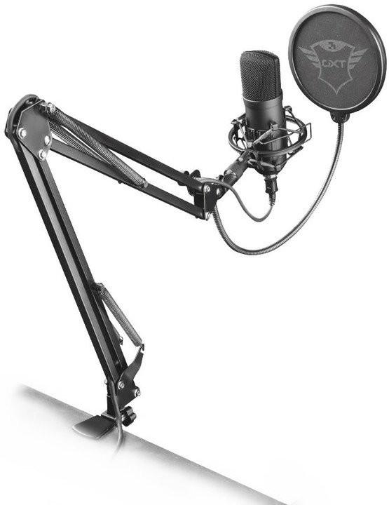 Mikrofon Mikrofon Trust GXT 252+ Emita Plus