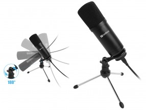 Mikrofon Sandberg Streamer 126-09