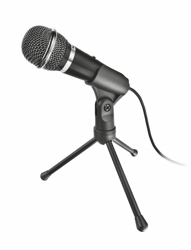 Mikrofony k PC Mikrofon Trust Starzz All-round (21671)