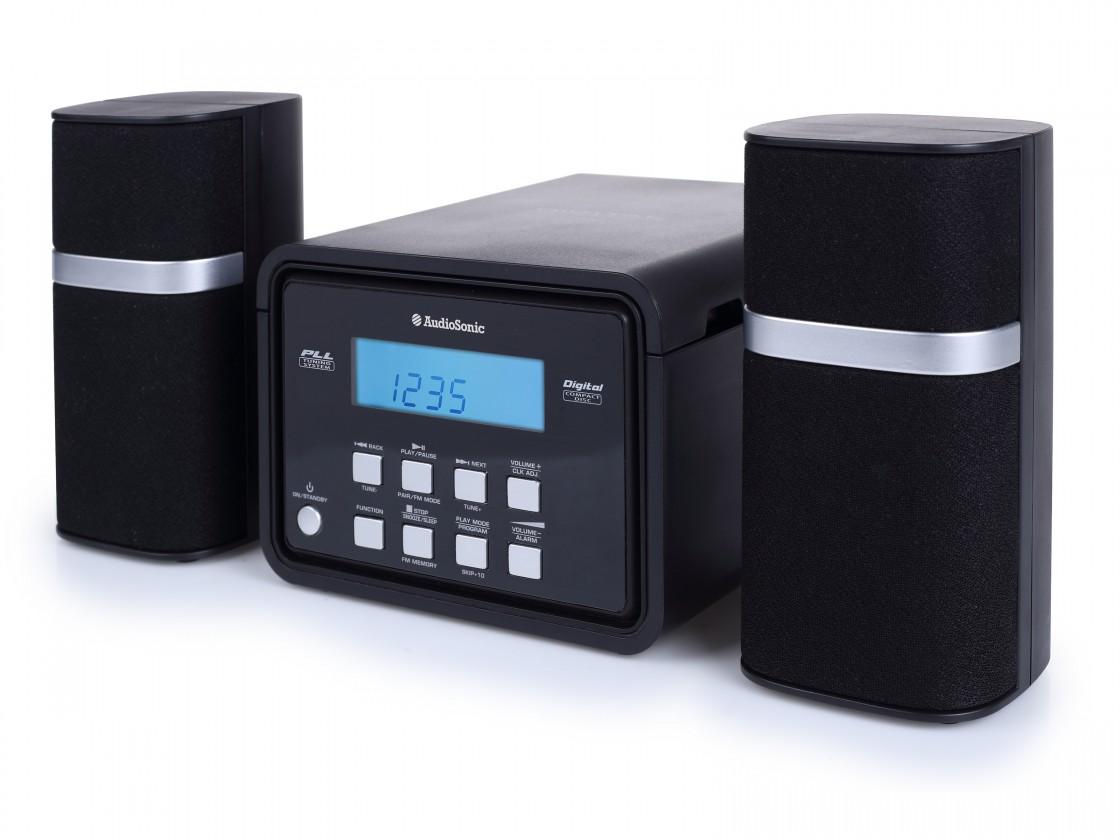 Mikrosystém Audiosonic HF-1251