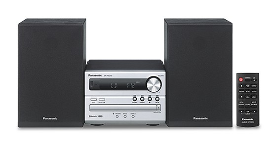 Mikrosystém Panasonic SC-PM250EC-S