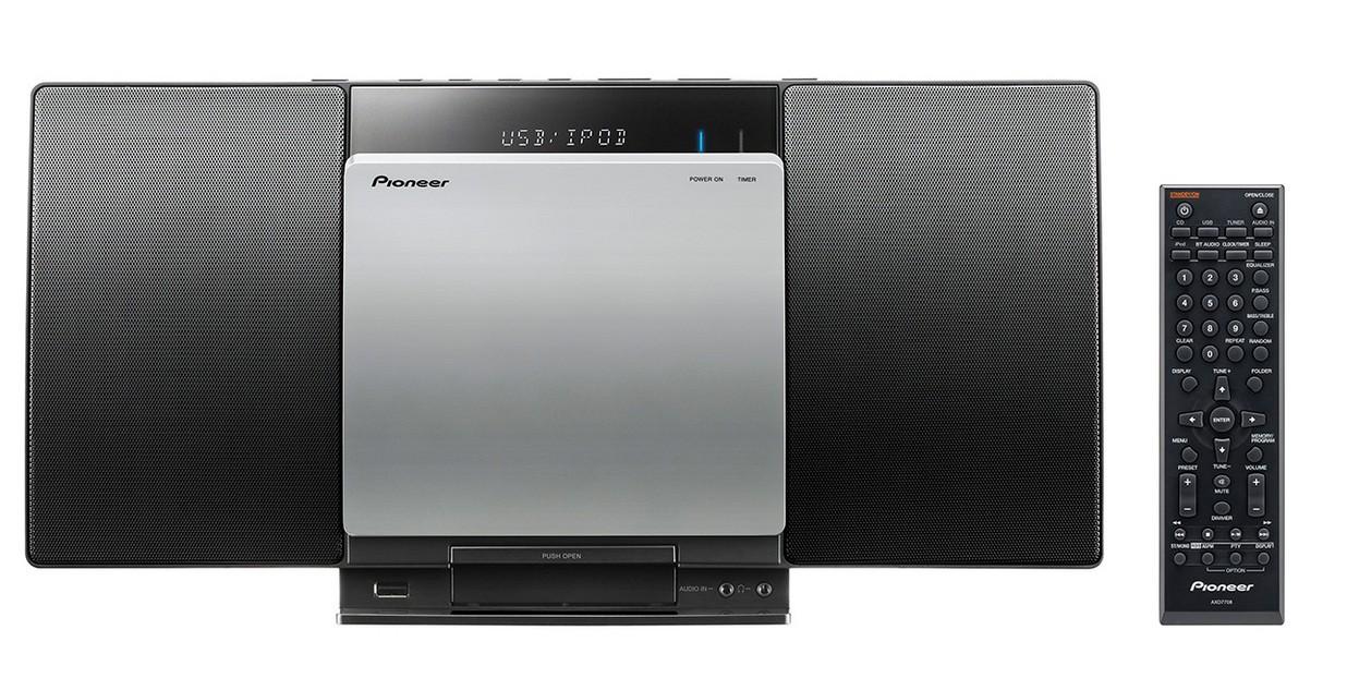 Mikrosystém Pioneer X-SMC00-K
