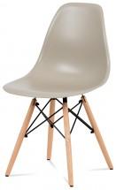 Mila - Jídelní židle latté