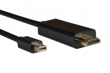 Mini DisplayPort /HDMI kabel Delock 2m