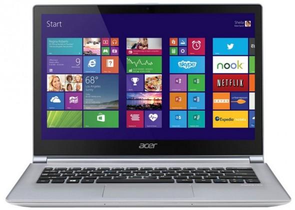 Mininotebook Acer Aspire S3-392 NX.MDMEC.002