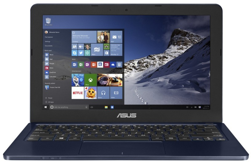 Mininotebook Asus E202SA-FD0013T